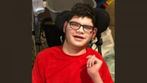 Eddie and the Broken Wheelchair