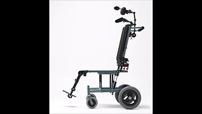 Dynamic Seating for Wheelchairs - Dynamic Components in Motion