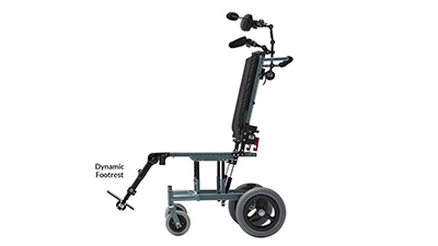 Seating Dynamics Dynamic Components for Wheelchair Movement