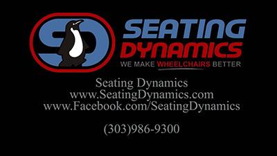 Seating Dynamics Dynamic Rocker Back interface changes