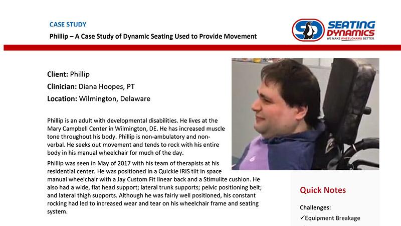 Seating Dynamics Case Study Phillip PDF