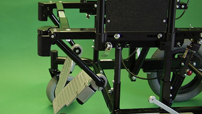 Super Contracture for Static Footrests